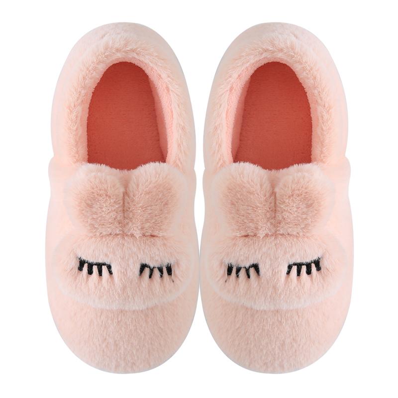 冬天棉拖鞋女包跟秋冬季室内月子鞋好不好用