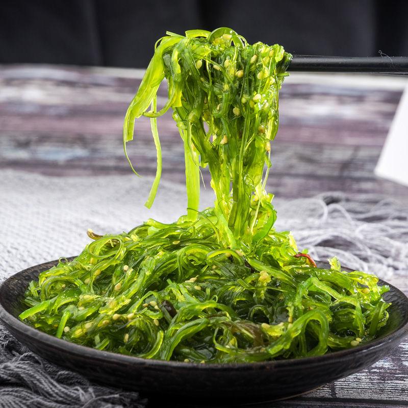 日式海藻沙拉寿司裙带菜海带丝开袋即食海白菜中华日料海草凉拌菜
