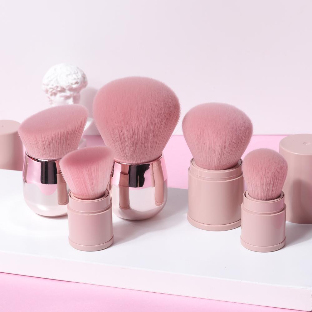 ROYI portable expansion powder, powder brush, blush brush, makeup brush, eye shadow brush fiber, Cangzhou naked powder 114#