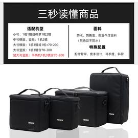 加厚手提相机内胆包旅行箱内胆户外摄影包单反相机包无人机内胆