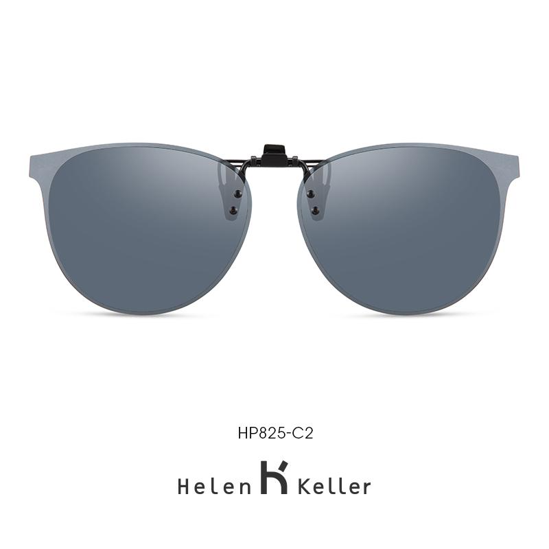 海伦凯勒新款太阳镜男女挂片近视镜质量好不好