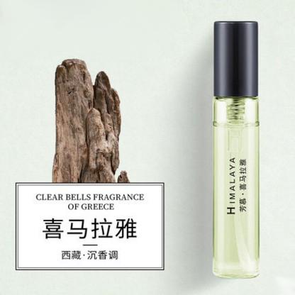喜马拉雅沉香禅意檀香原创中性香水