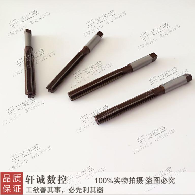 直柄手用铰刀 绞刀 手工铰刀26 27 28 29 30 35 40-50mm精度H7H8