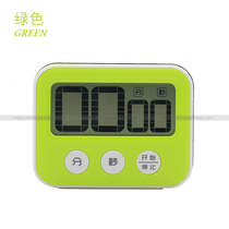 Timer LED Countdown big screen High test learning simple timer Electronic Creative fitness training students