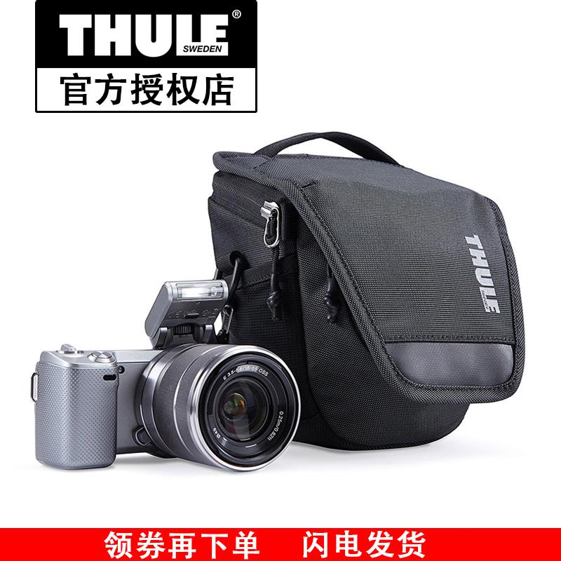 Thule拓乐Covert CSC简约单肩相机包适用微单摄影防水便携相机包