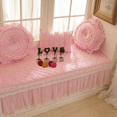 好梦连连加厚短毛绒飘窗垫装饰 窗台垫 坐垫沙发垫飘窗阳台垫