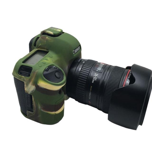 Canon 1300d 60d 6D 5d3 5DS 5DR 70D 5D4 silicone case SLR protection camera cover