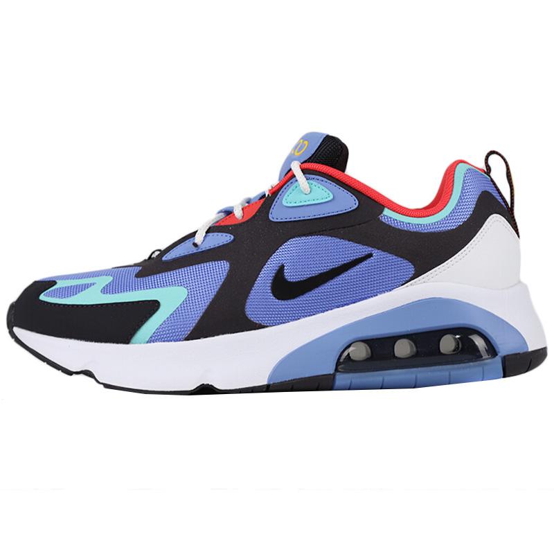 Nike耐克 男鞋 2019新款正品AIR MAX 200气垫跑步鞋 AQ25610-17新券