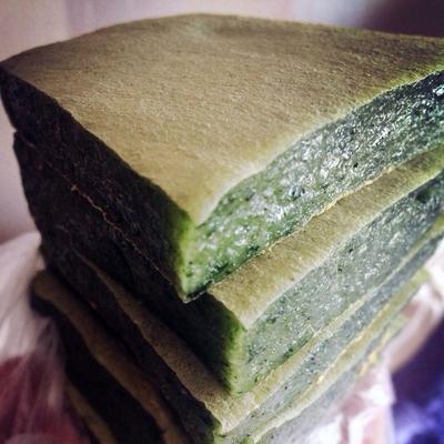 宁波特产美食 手工艾草麻糬青团青块松花青麻糍糯米糍粑 传统糕点