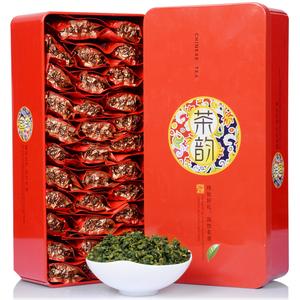 安溪铁观音乌龙茶春茶新茶茶叶浓香型250g礼盒装包邮 很好喝的茶