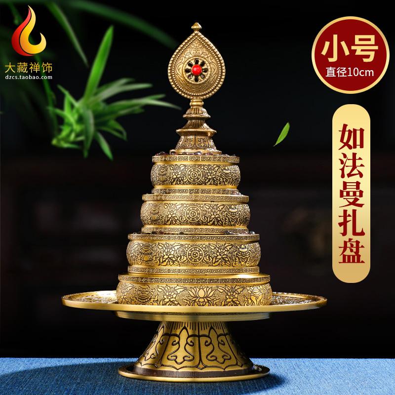 Круги с буддийскими текстами Артикул 537024582311