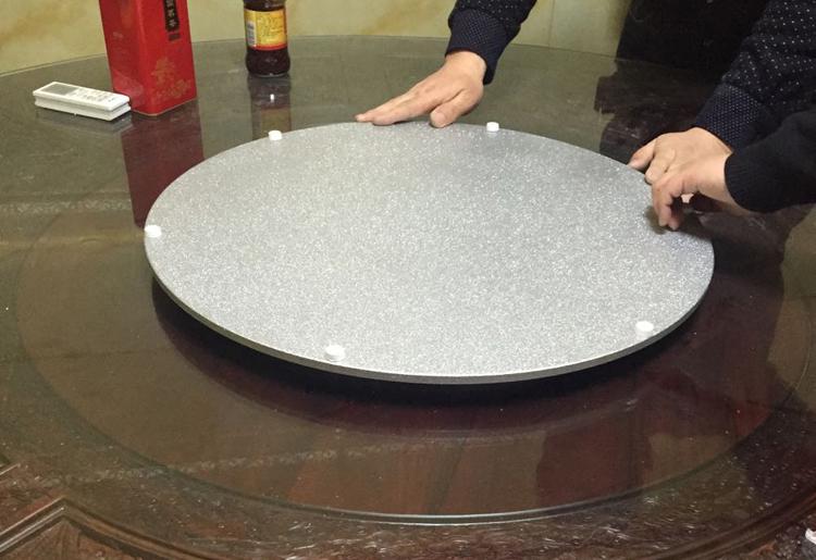 Новые товары диаметр 480MM взрыв моделей красное дерево обеденный стол мрамор круглый стол тихий проигрыватель серебро алюминия сплав нижней сиденье