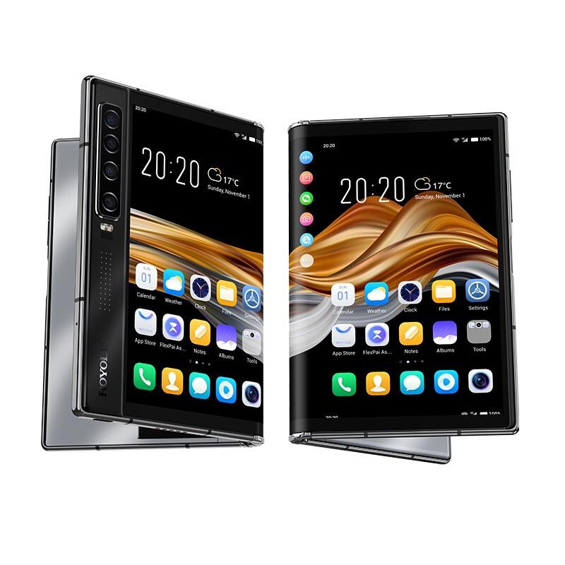 柔宇flexpai 2 5g高通折叠屏手机