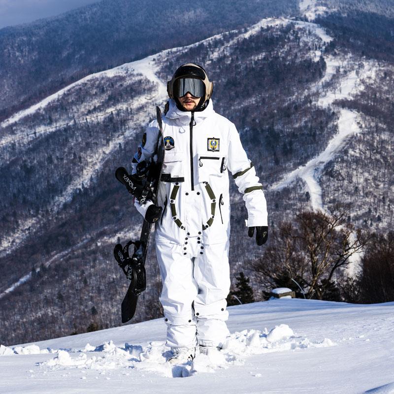 Лыжные костюмы / Сноубордические костюмы Артикул 608800954992