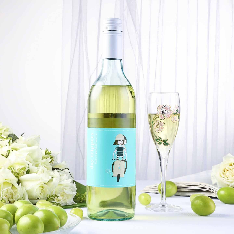 捡漏 澳大利亚精品酒庄西拉红酒琼瑶浆甜白 不酸涩葡萄酒原瓶进口