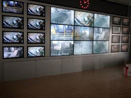 监控显示器21寸安防网络专用CRT22/32/46/55高清工业级液晶监视器