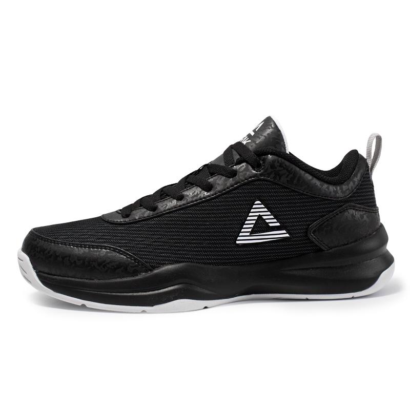 匹克篮球鞋男中低帮跑步运动鞋耐磨专业实战内外场水泥地战靴球鞋图片