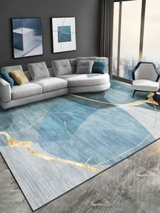 客厅北欧现代沙发茶几垫轻奢地毯
