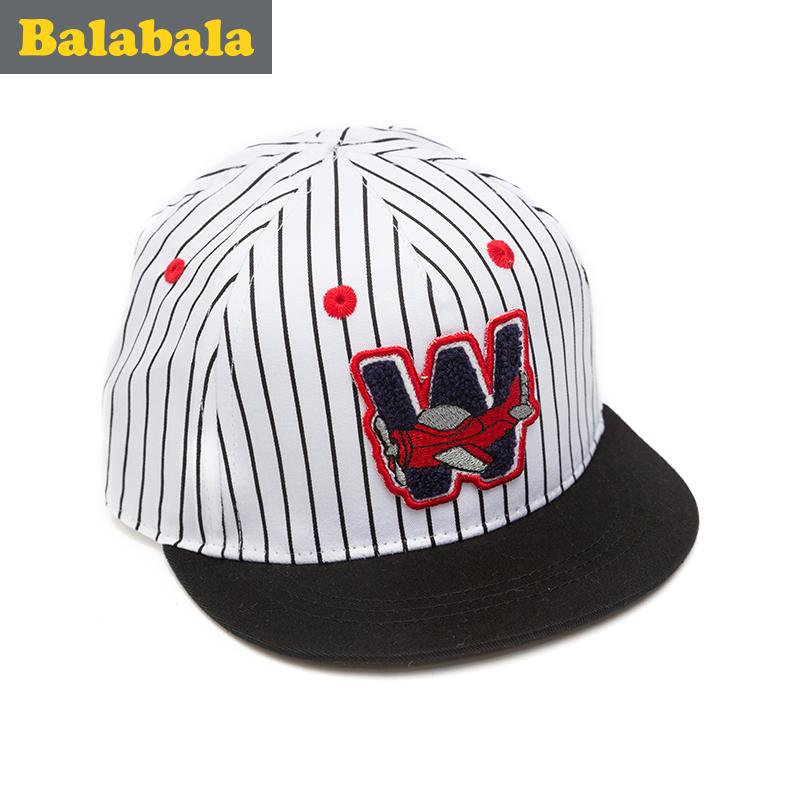 巴拉巴拉 男童帽子小童2017 春裝