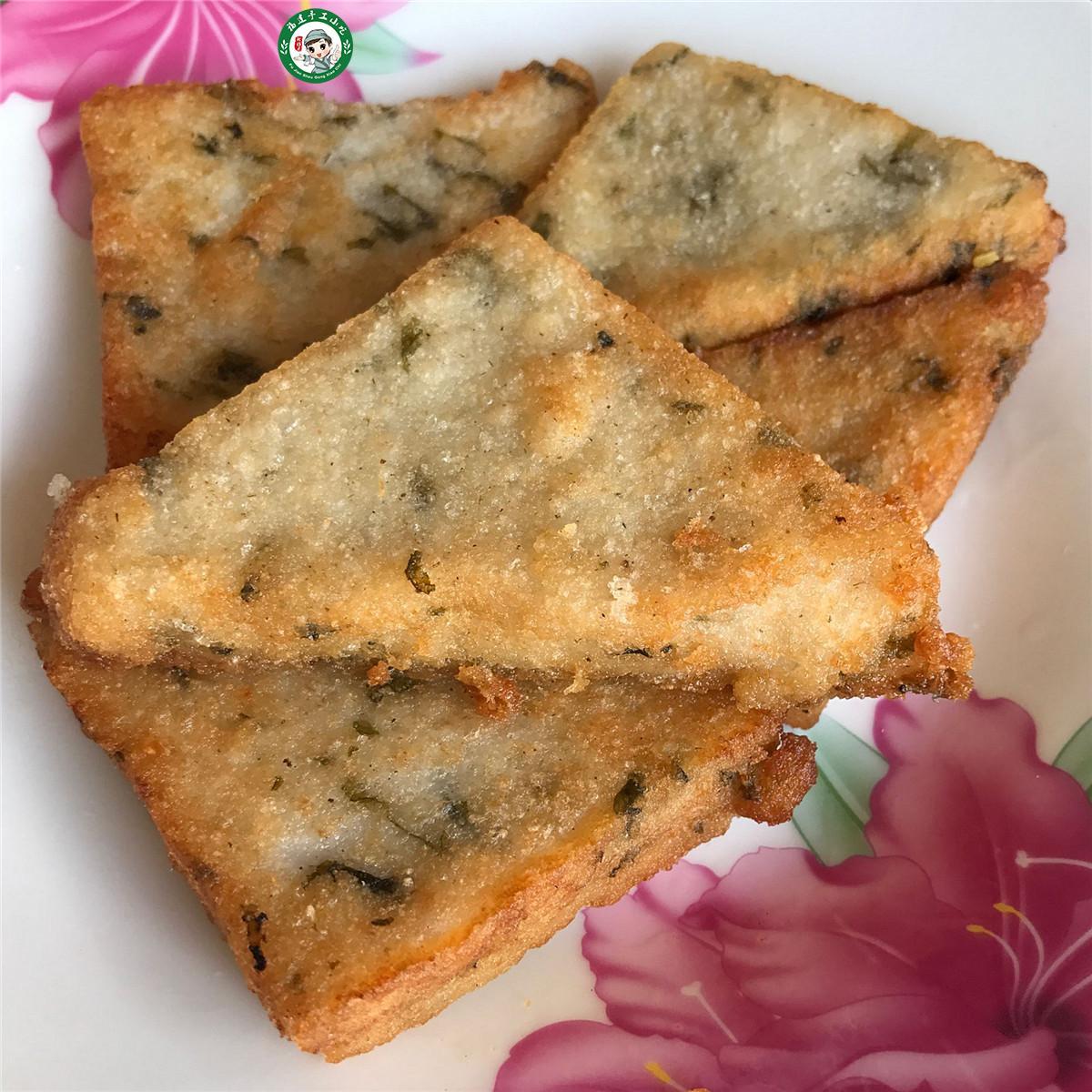 福建芋头糕三角糕福州特色小吃香芋糕米年糕糕点早点芋粿12片散装
