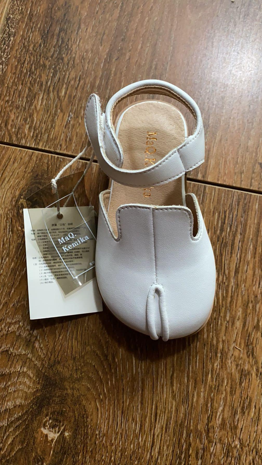 麦奇可米卡 韩国手工童鞋 凉鞋 全皮 品质超高的舒服又好看 现货