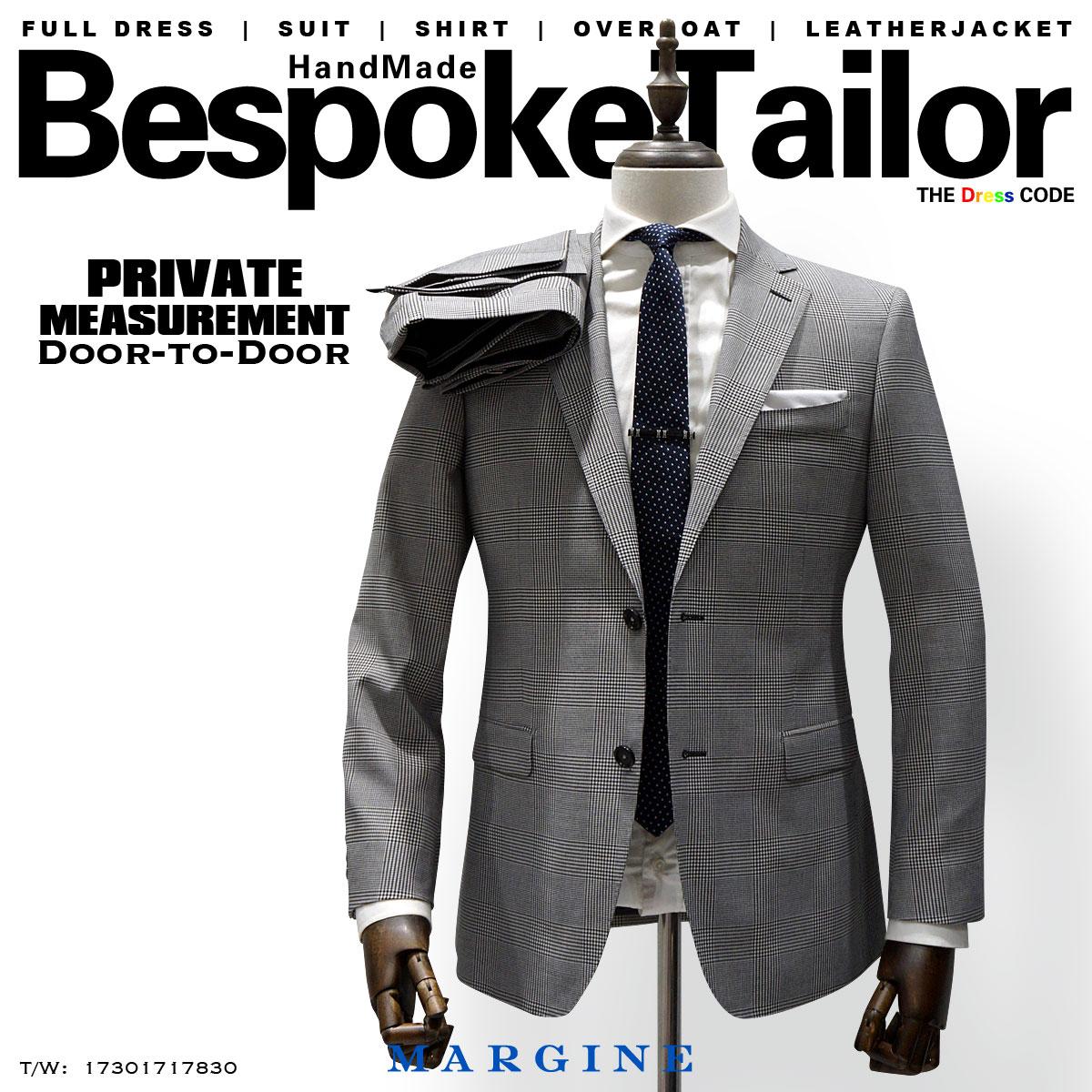 No time to die 007 half wool linen lining same James Bond grey Plaid slim fit mens suit suit suit customization