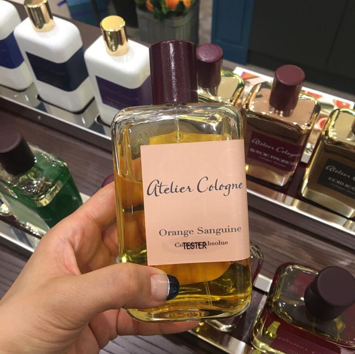 欧珑 茉雨心柠无极乌龙赤霞橘光西柚天堂加州盛夏 古龙淡香水