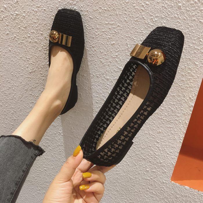 Scoop shoes boat shoes net shoes
