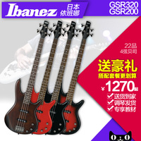 IBANEZ Iban Electric Bass GSR200 GSR320 SR300 Электрический бас BASS