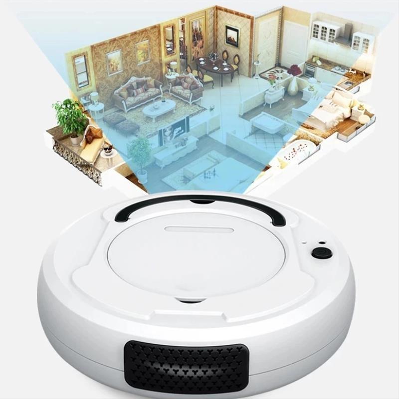 ilife智意v3p智能家用扫地机器人(非品牌)