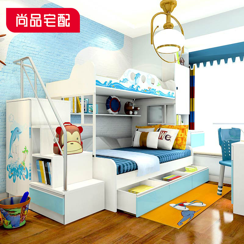 Премьер-министр резиденция матч ребенок дом все дом мебель сделанный на заказ вверх и вниз кровать татами общий гардероб изучение письменный стол предоплаченные золото
