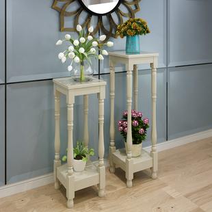 現代簡約花架綠蘿架魚缸架客廳陽台花架落地置物架多層架歐式花架
