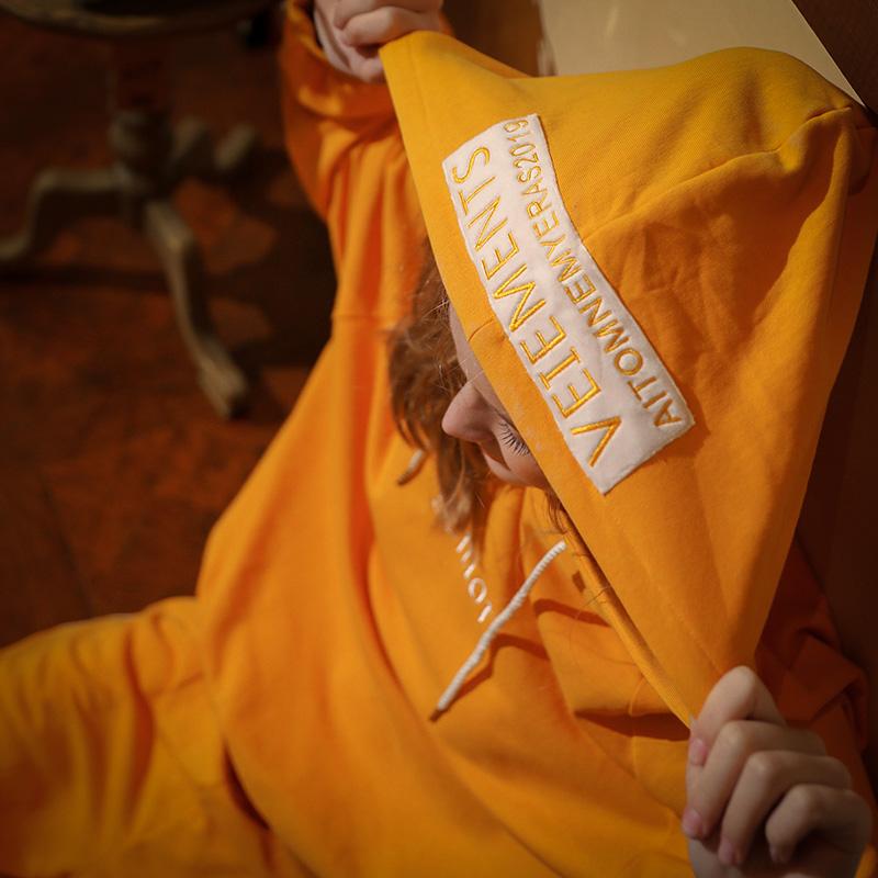 玉茄子秋季新款女士长袖睡衣可出门运动风休闲纯棉两件套装家居服热销25件正品保证
