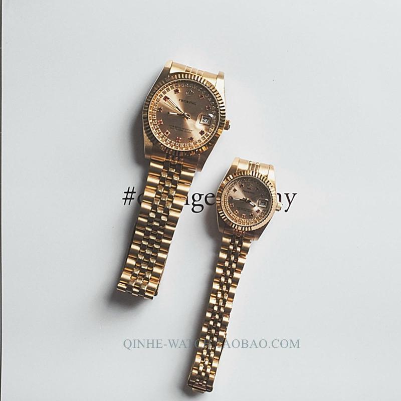 12月06日最新优惠琴鹤。店主专柜正品经典文艺手表