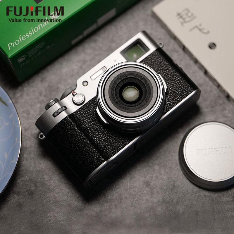 富士X 100 Vサイド軸マイクロカメラ復古文芸携帯デジタルカメラ富士x 100 f進級x 100 v