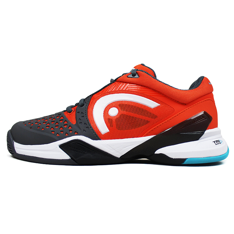 Hyde head professional high-end tennis shoes mens spring and summer cushioning wear-resistant thick soled professional sports shoes