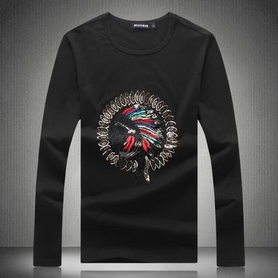 2018年新款长袖T恤 钱塘3019 18201 P60