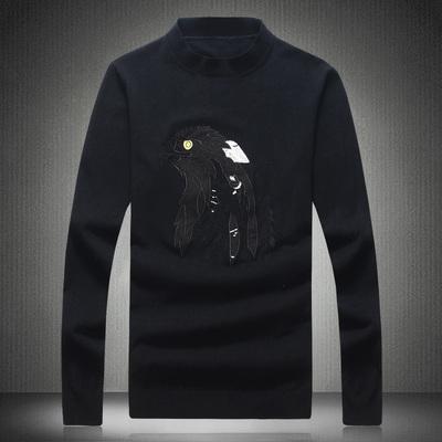 2018年新款男士高档羊毛衫 钱塘3019 8813 P85