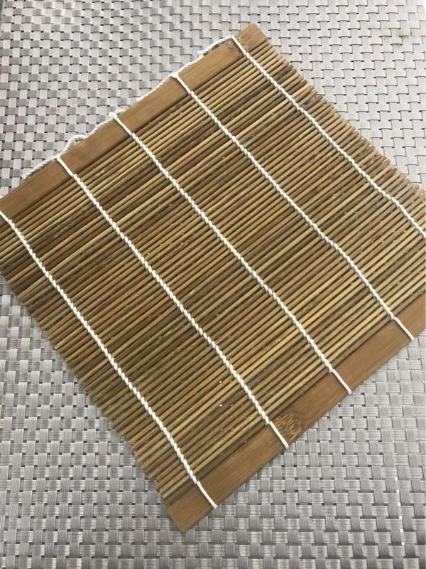 炭烧寿司帘青皮寿司帘海苔寿司工具紫菜包饭用竹帘DIY