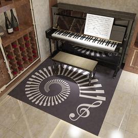 钢琴地毯专用消音垫音乐家用防滑地垫隔音吸音可水洗儿童房可定制