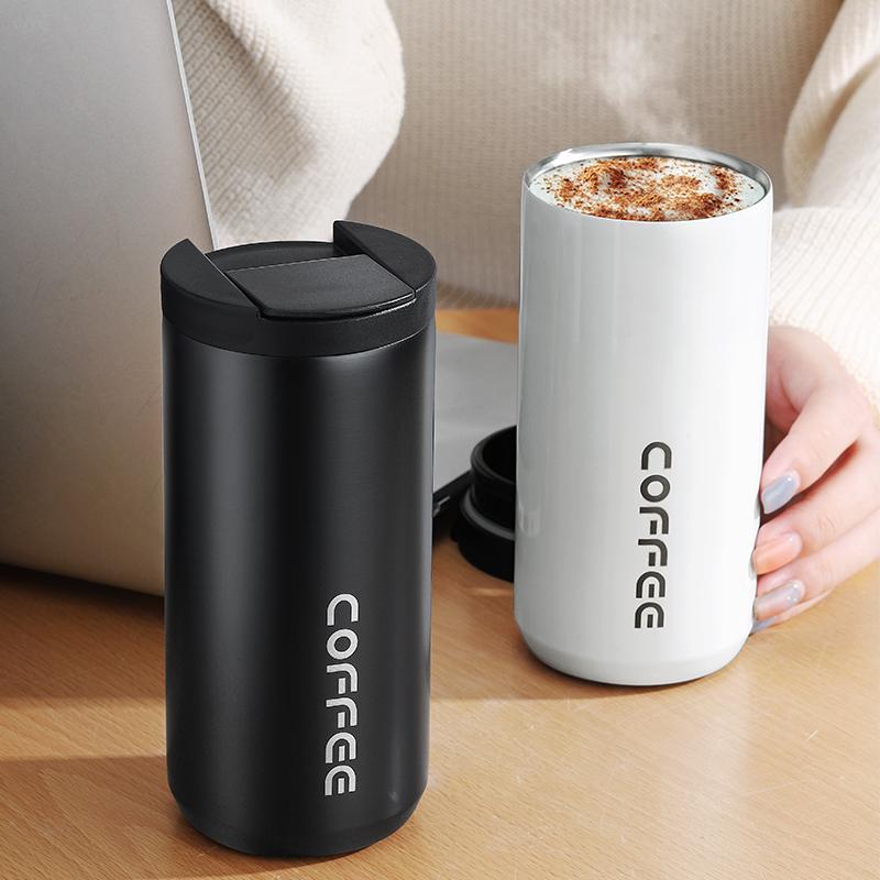 小精致便携式随手的不锈钢美式咖啡杯子保温欧式奢华随行外带随身