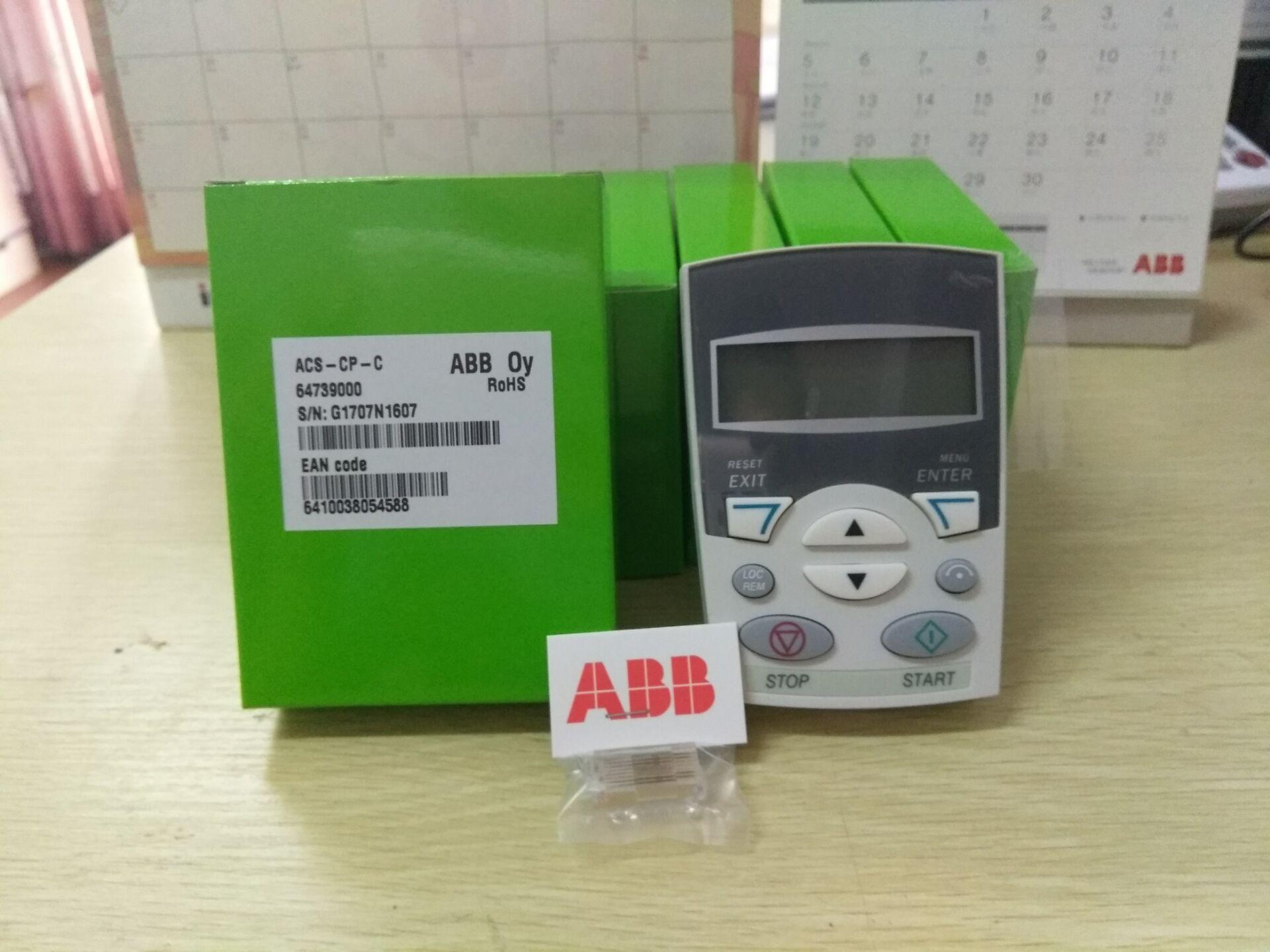 ACS-CP-C/ английский контроль блюдо /abb преобразование частот устройство /ACS510/ABB преобразование частот устройство панель /