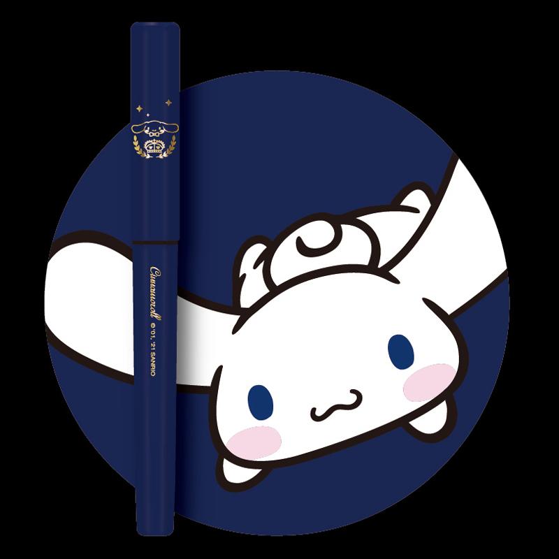 日本白金三丽鸥学院限定钢笔小流星复古色学生练字套装送礼礼盒装