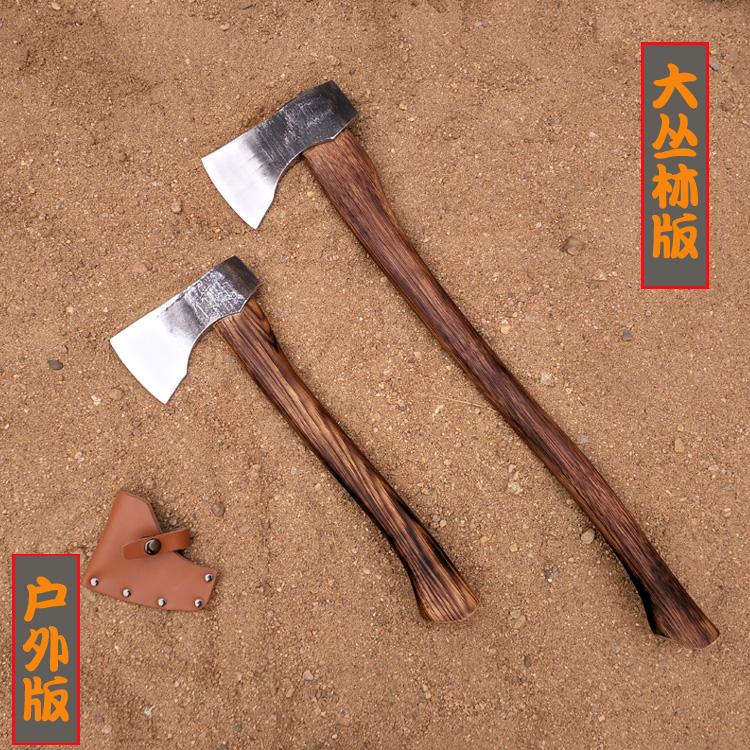 瑞祥尼曼斧 户外斧丛林斧 进口核桃木柄 碳化工艺 FRX斧 户外斧