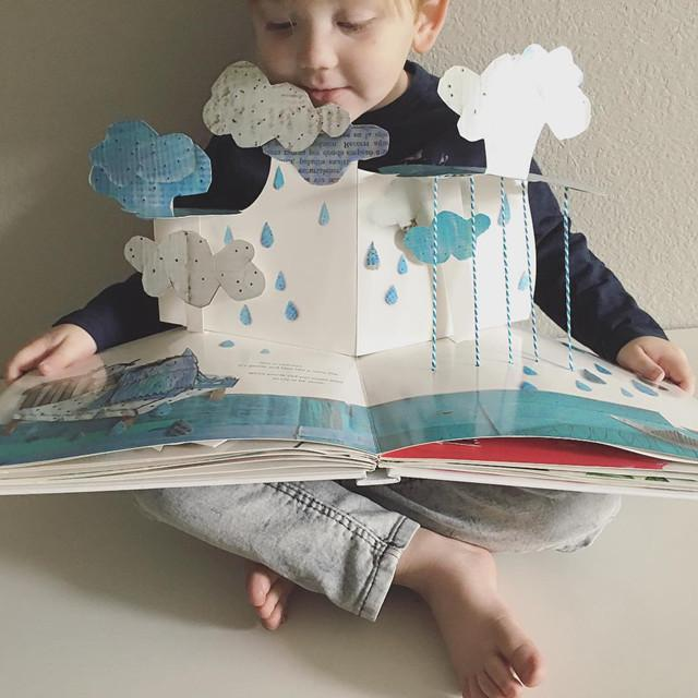 【立体书儿童3D立体书】乐乐趣我的情绪小怪兽中文版老师推荐硬壳精装图书幼儿园绘本故事书儿童情绪撕不烂早教书宝宝书本一岁书籍