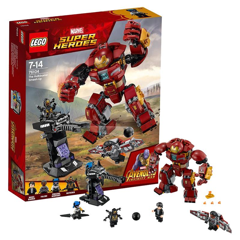 乐高lego76104英雄系列反积木玩具182.00元包邮