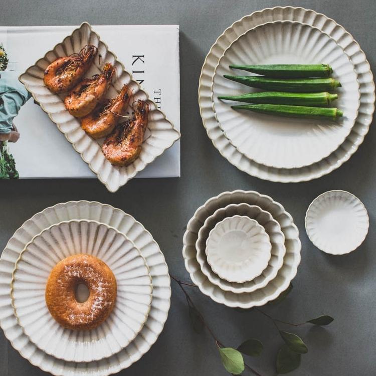 树可北欧雏菊餐具套装创意ins汤盘热销620件买三送一