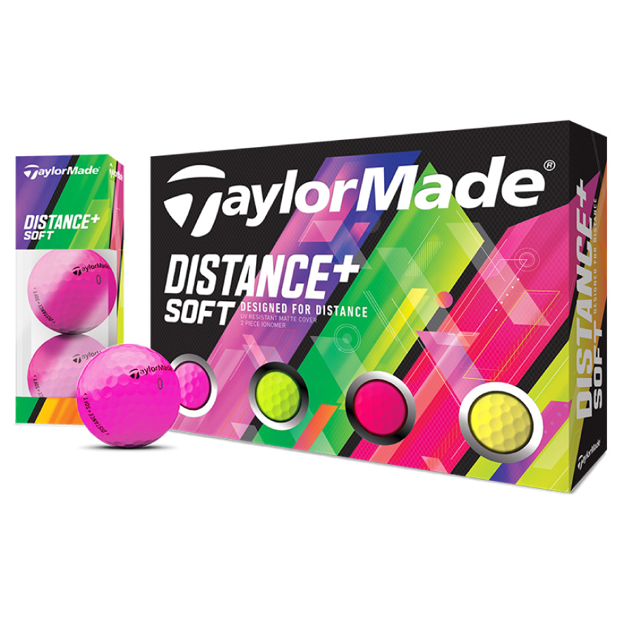 Genuine Taylor color Golf distance soft second layer golf ball