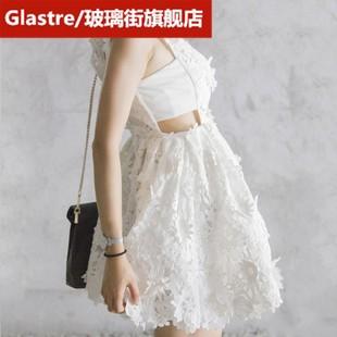 大胸梨形身材連衣裙酷女孩穿搭帥氣嘻哈瘦小個子女裝套裝xs裙子夏