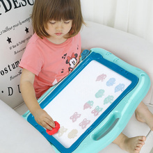 Children's drawing board magnetic color writing board magnetic pen children's drawing board children's drawing board